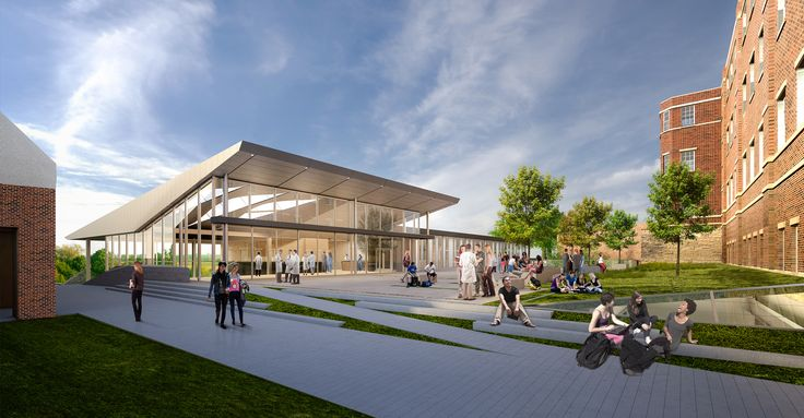 Kansas City University of Medicine Medical Simulation Center - CO Architects