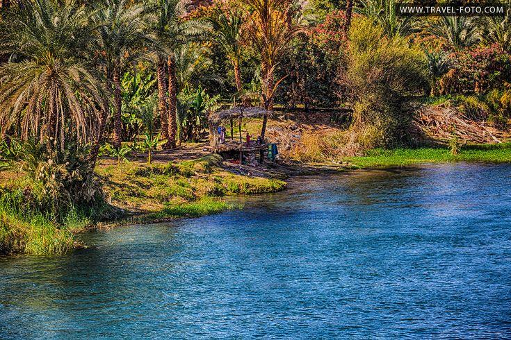 Brzegi Nilu – Egipt 2017