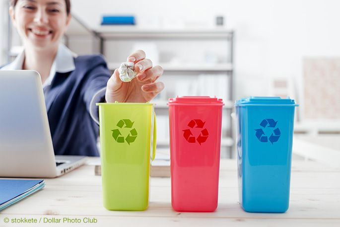 3 Ways Recycling Bins Benefit the Environment