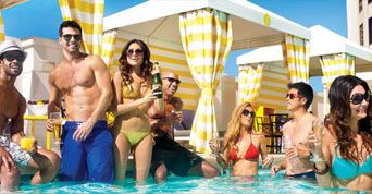 Dive Day Club | a Harrah's Resort Southern California Property