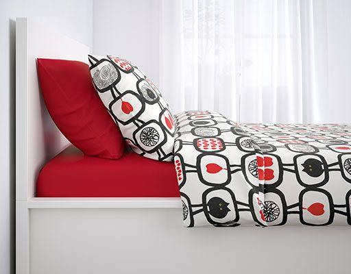 Ottoman bed MALM