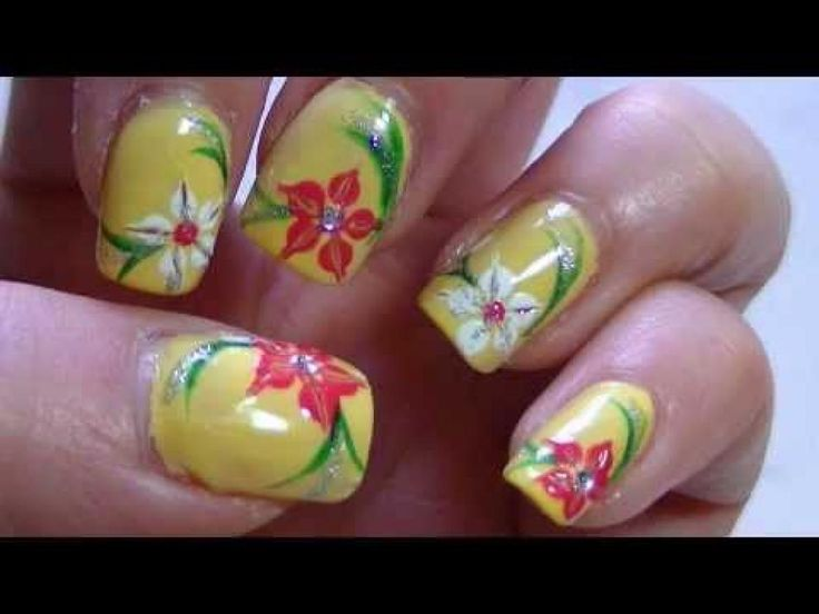 65 best ongles courts images on Pinterest | Nail scissors, Gel nails ...