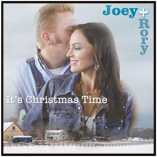 Joey and Rory.  It's Christmas Time.