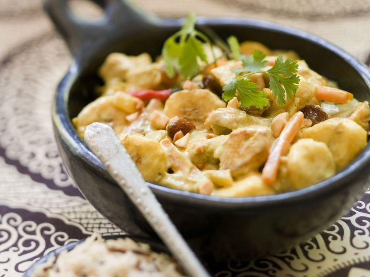 Hähnchen-Bananen-Curry | Zeit: 45 Min. | eatsmarter.de