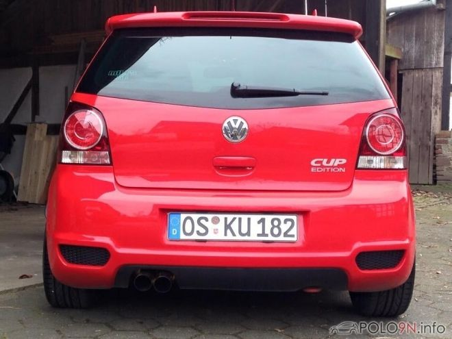 vw polo gti cup edition polo 9n3 pinterest polos and. Black Bedroom Furniture Sets. Home Design Ideas
