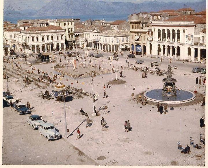Old Patras (st George's square)