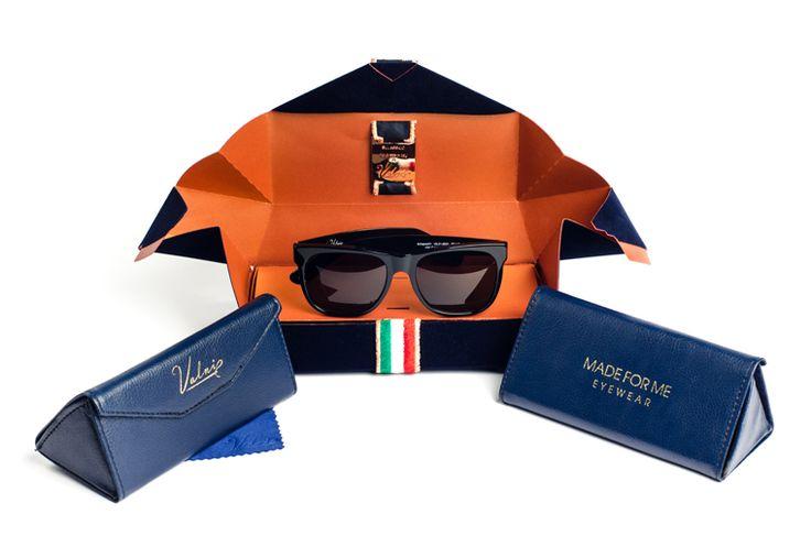 #sunglasses #packaging for Varni by #pringraf