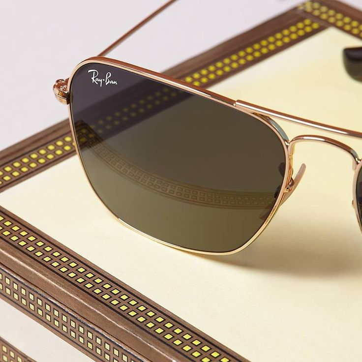 Re-post from Ray-Ban Say hello to the new Havana Collection Caravan. #yycfashion #yycstyle