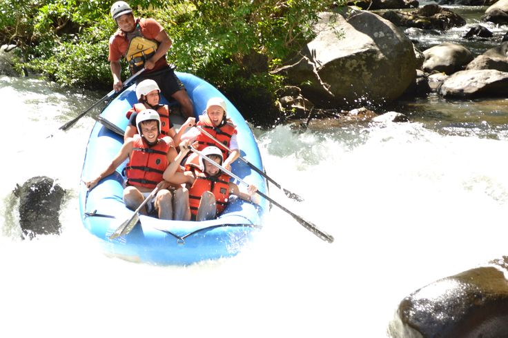 Rafting su Rio Potrero