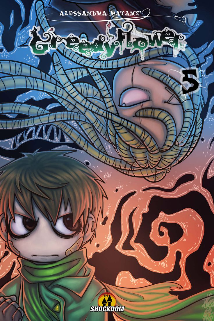 "Shockdom pubblica: ""Greed Flower 5"""
