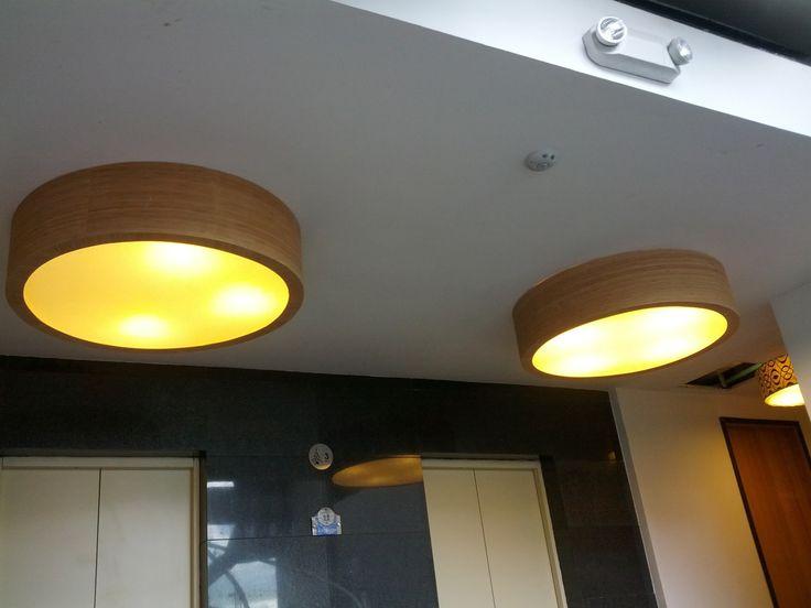 Iluminación interior hall