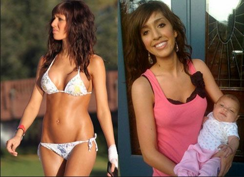 Farrah Abraham rumored has spent a lot of money to get the new breast as shown in her picture. It was rumored that Farrah Abraham spent about  $4,000-$6,000.