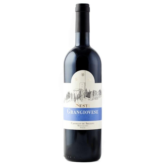 Sesti Grangiovese, Toscana IGT, Castello di Argiano 2010 | Tanners Wines
