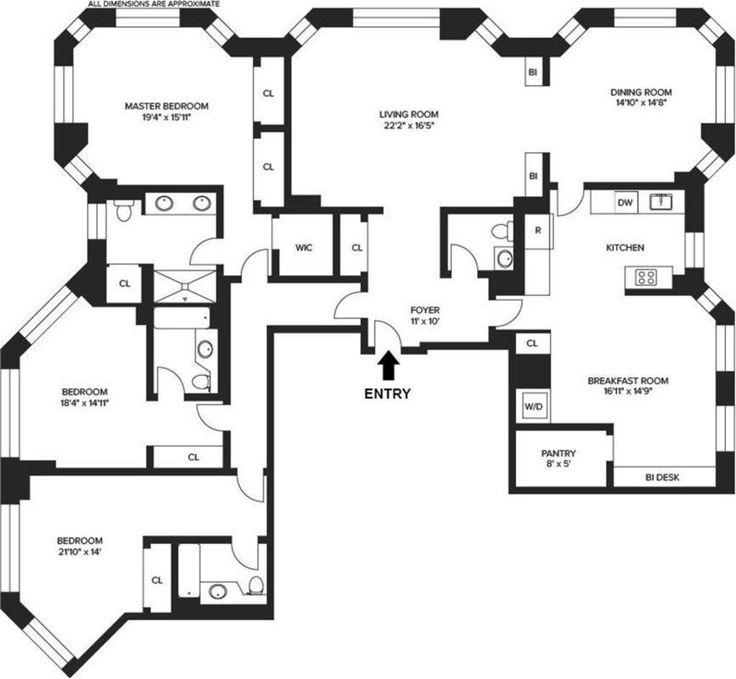 903 Best Floor Plans Images On Pinterest