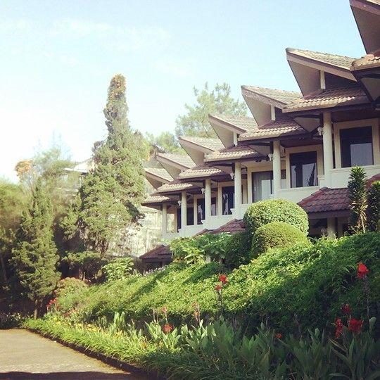 Putri Gunung Hotel at Lembang Bandung