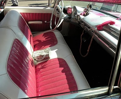 pink tuck n roll in 59 elcamino el camino cars and parts pinterest cars interiors and el. Black Bedroom Furniture Sets. Home Design Ideas