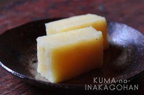【超簡単&少材料♪】レンジとFPのみで作れるよ♪ 秋のおやつ・ほっくり芋ようかん|レシピブログ