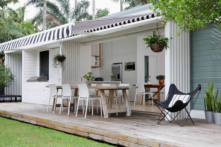 Converted shed becomes guest house accommodation | Home Beautiful Magazine Australia