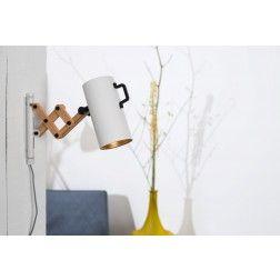 FLEX WHITE Lampa de perete