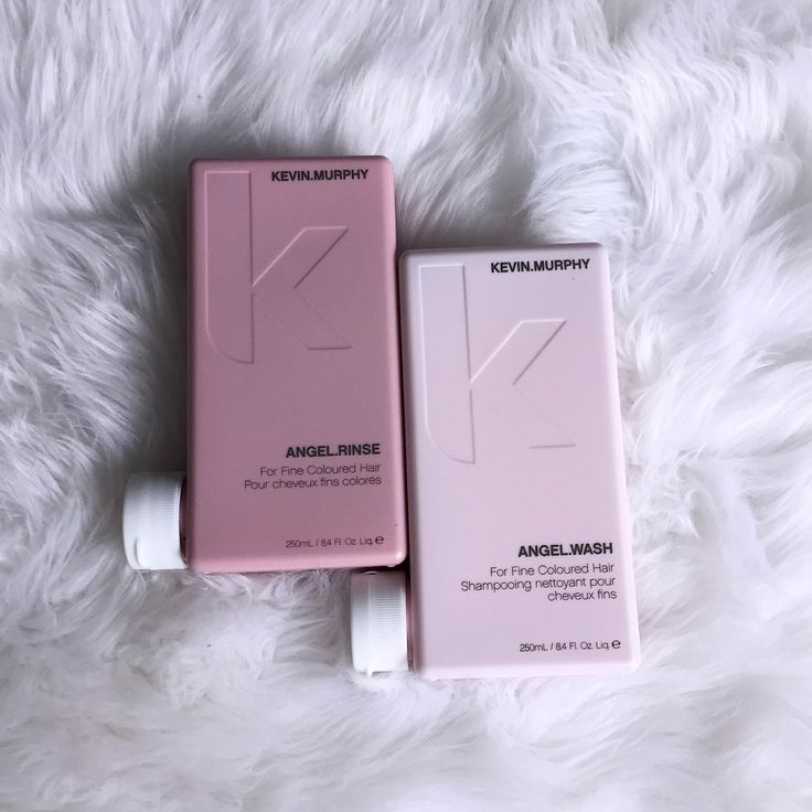 Kevin Murphy review - Angel Wash and Rinse