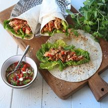 Pulled chicken Mexican style - 10p #Mexican