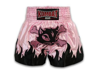 Kombat Muay Thai Boxing Shorts :) Love these babies..