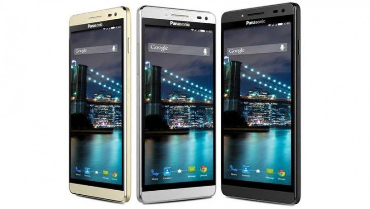 Panasonic ELUGA I2 with 5 inch display , Android 5.1 Launched in India
