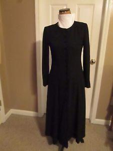 Liz Claiborne Black Dress Sz 4 Ladies Juniors | eBay