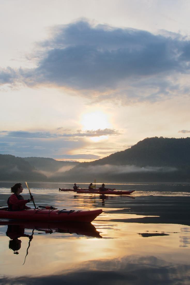 Canoeing in Quebec