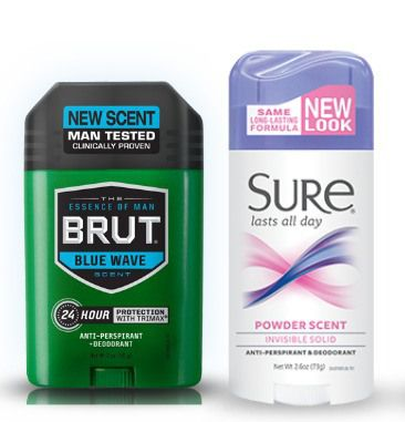 FREE Brut or Sure Deodorant at Rite Aid (Starting 5/3)! Starting 5/3 you will be able to score this great :fr:bie at Rite Aid! You can get :fr: Brut or Sure Deodorant! Brut or Sure Deodorant - $3.00- $1.00/1 Brut Classic Fragrance Antiperspirant/Deodorant – 5-3-15 SS (exp 05/31/15)- $1.00/1 Sure Product – 5-3-15 SS; Includes 2.6, 2.7, and 6 oz (exp 05/31/15)Out-of-Pocket: $2.00Final::fr: Buy 1; Use (1) $1.00/1 Coupon; Includes 200 ($2) Plenti Points (limit 2) Thanks, Rite Aid Savings! :fb…