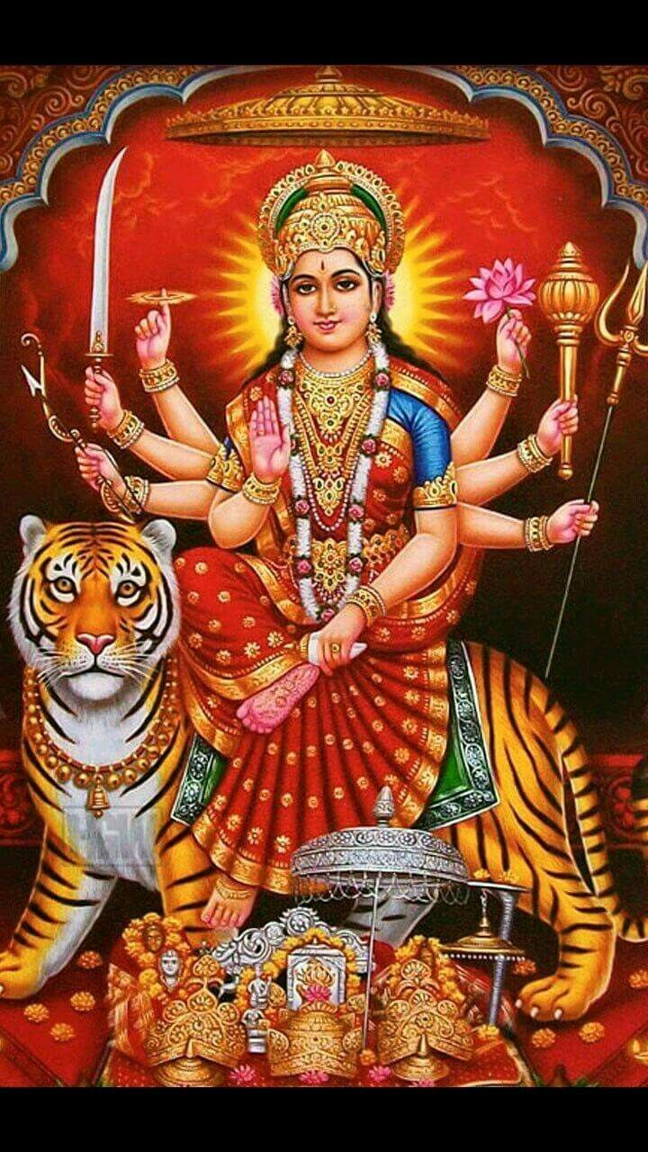 Jay Mata Di Jay Maa Durga Vaishno Devi Durga Devi