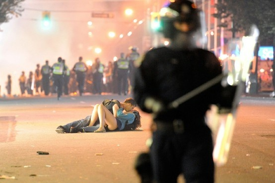 Vancouver Canucks Riots cool