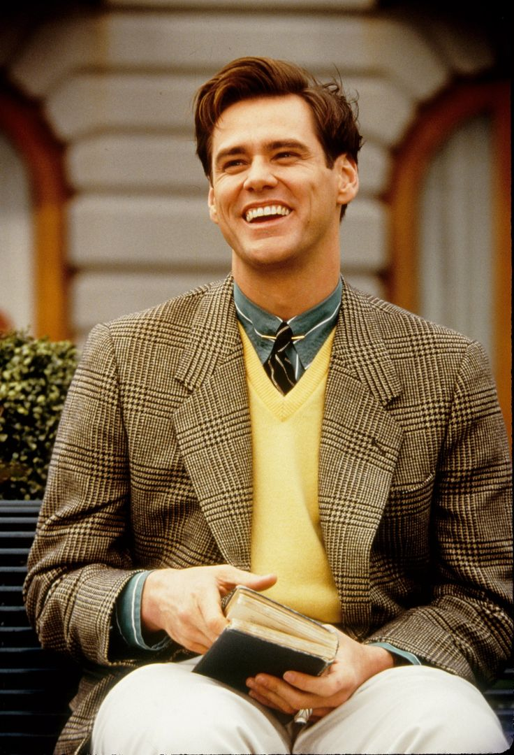 Jim Carrey in The Truman Show directed by Peter Weir, 1998