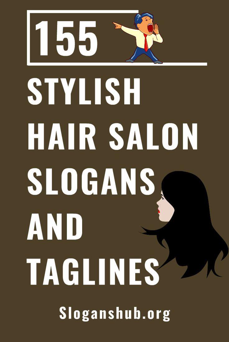 15 Stylish Hair Salon Slogans and Popular Taglines (con imágenes