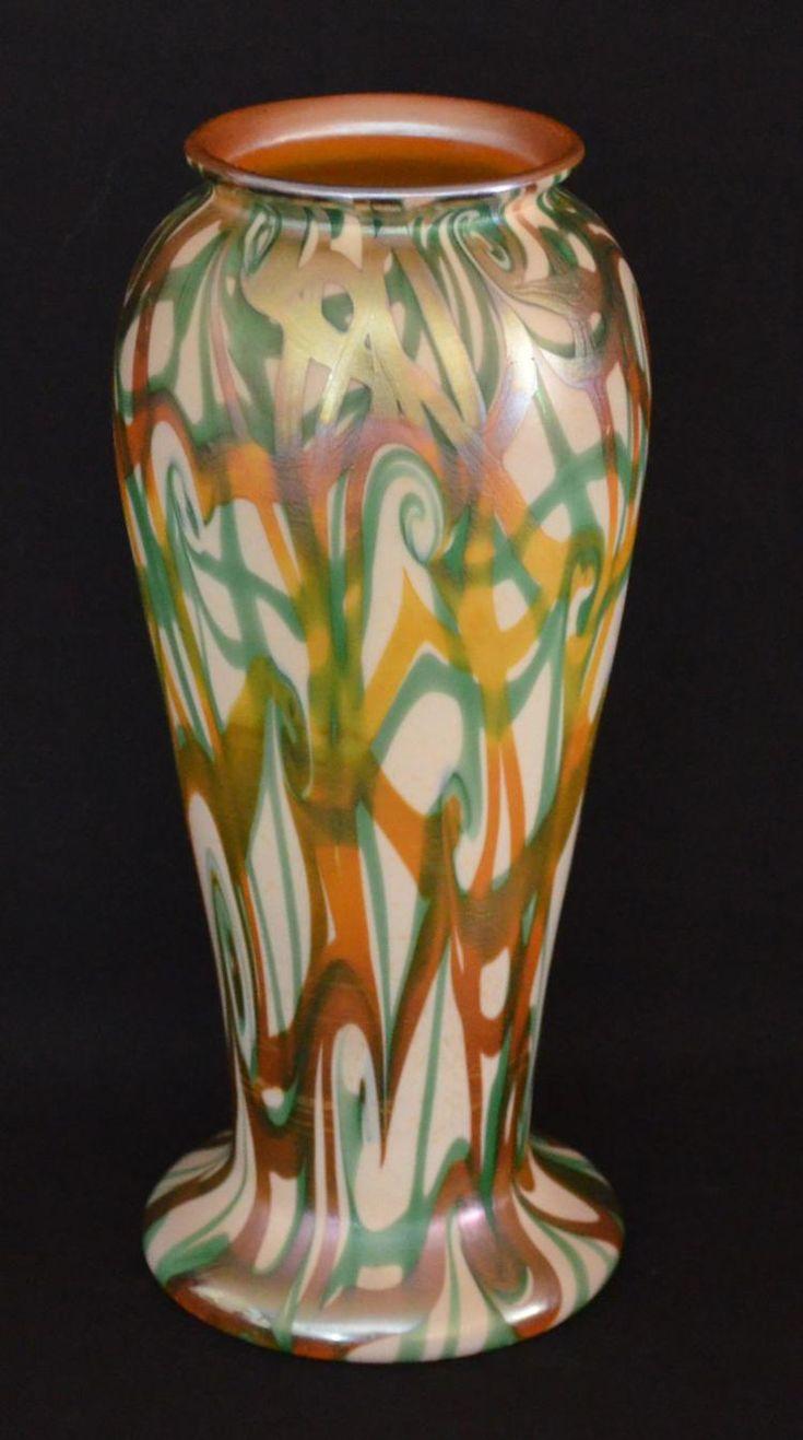 57 best art glass loetz kralik images on pinterest art loetz king tut vase 9 78 tall x 3 diameter at reviewsmspy