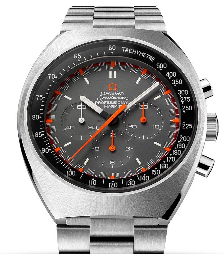OMEGA Watches: Speedmaster Mark II