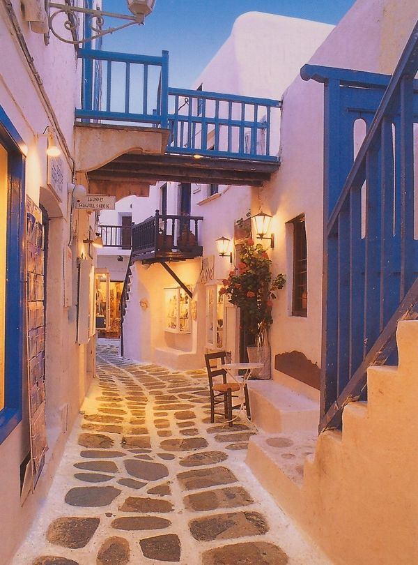 Santorini  http://thebeautifulist.com/a-sojourn-to-remember-in-santorinis-good-graces