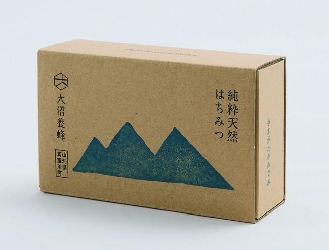 Copyright © 2009 akaoni Design,  大沼養蜂 はちみつセット  Client. ONUMA HONEY  Gift Set / Packege  2011 Yamagata