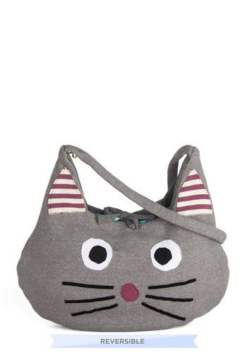 A Purse to Purr About Bag, #ModCloth