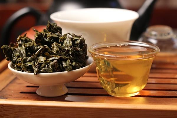 Roasted Tie Guan Yin. Chan Teas.