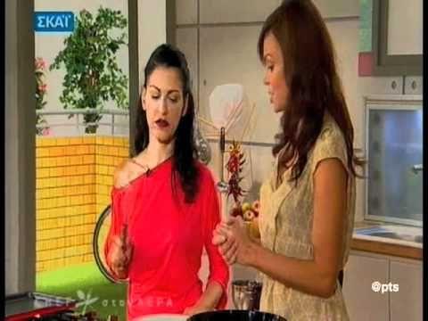 Μπισκοτάκια Cantuccini - Chef στον αέρα- skai.gr