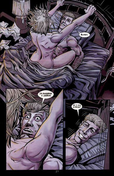 Things You Won't See In A John Constantine Comic Book Again