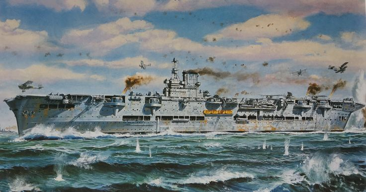 Roy Cross - Ark Royal