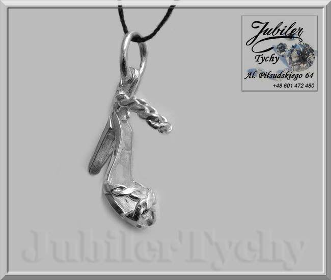 Srebrny wisiorek but, bucik  #Srebrny #wisiorek #But na #szpilce #Bucik #Szpilki #Srebrne #Buty #Silver #wisiorki ze #srebra #przywieszki #biżuteria #Srebrna #jubilertychy #Jubiler #Tychy #Jeweller #Tyski #Złotnik #Zaprasza #Promocje:  ➡ jubilertychy.pl/promocje