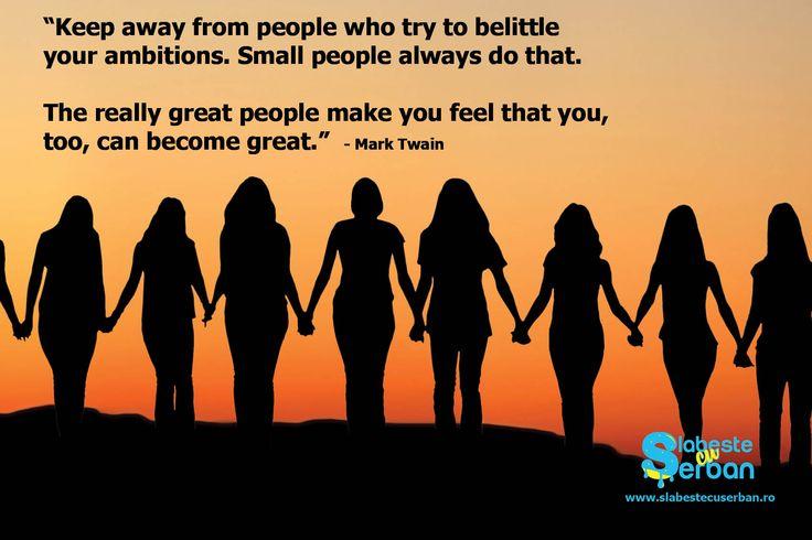 Suportul oamenilor din jur te poate ajuta sa iti atingi obiectivele.  www.slabestecuserban.ro