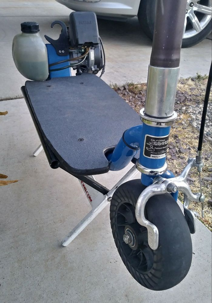 Goped Sport Gas Scooter Go ped Nice* | Sport Hobby Stuff