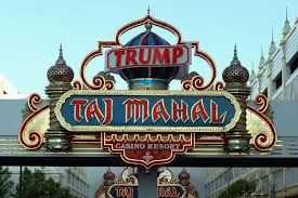 CASINO TRUMP TAJ MAHAL CLOSED OCTOBER