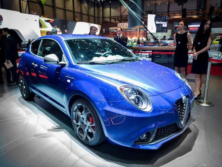 Alfa Romeo Mito 2016  Międzynarodowy Salon Samochodowy w Genewie źródło: Alfa Romeo Official Page