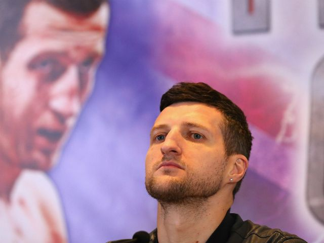 "Carl Froch: ""David Haye can forget Anthony Joshua and the rest now"""