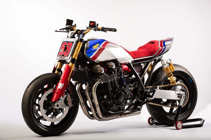Honda CB 1100 TR Street Tracker Concept